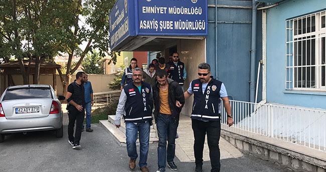 Konya'daki silahlı kavgayla ilgili yeni gelişme! Tutuklandı