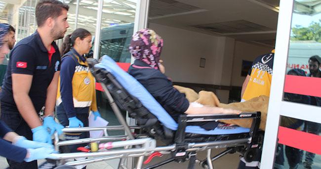 Konya'da pazarcıların silahlı kavgası: 2 kişi yaralandı!