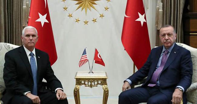 Türkiye'deki ABD heyetinden açıklama: Ateşkes olacak