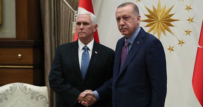 """Erdoğan'dan dikkat çeken """"güvenli bölge"""" vurgusu! Büyük harflerle yazdı"""