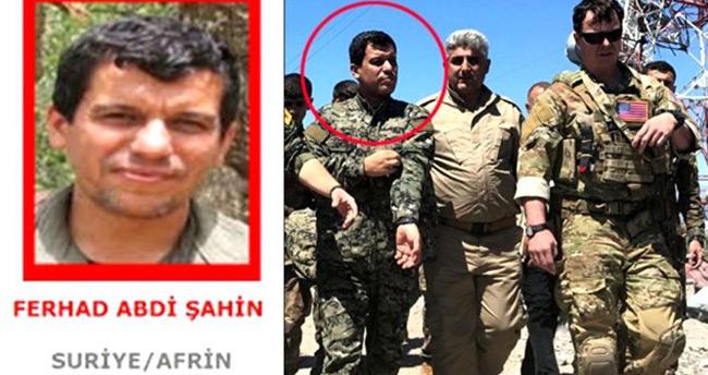 Geçici ateşkes sonrası terörist elebaşı Mazlum Kobani'den ilk yorum geldi