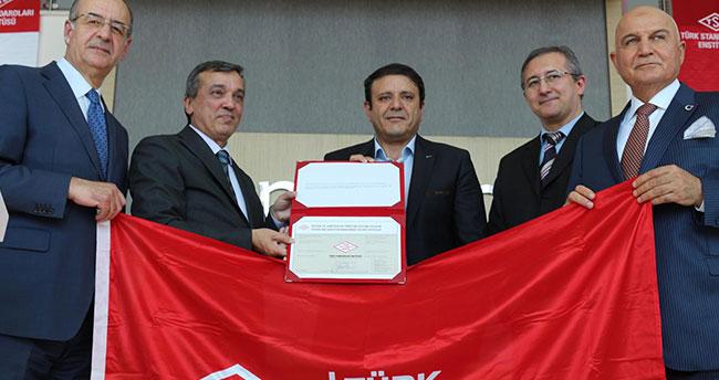 Konya'daki 12 şirkete TSE Kalite Yönetim Sistemi Belgesi verildi