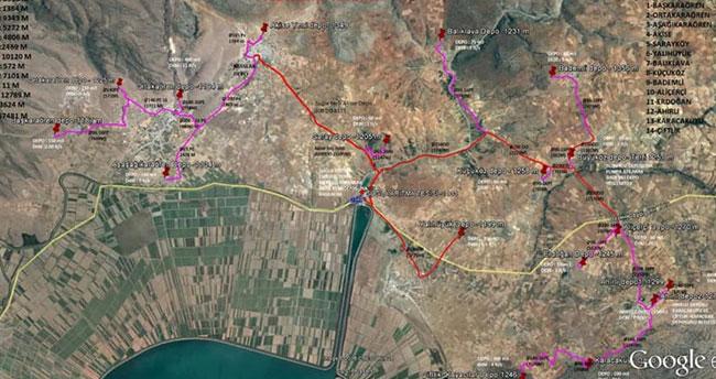 Konya'nın bu ilçelerinde 100 yıllık içme suyu sorununu bitirecek projeye başlanıyor