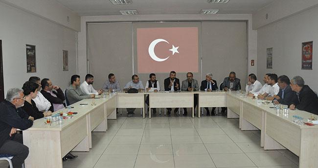 TMMOB İl Koordinasyon Kurulu Konya'da toplandı
