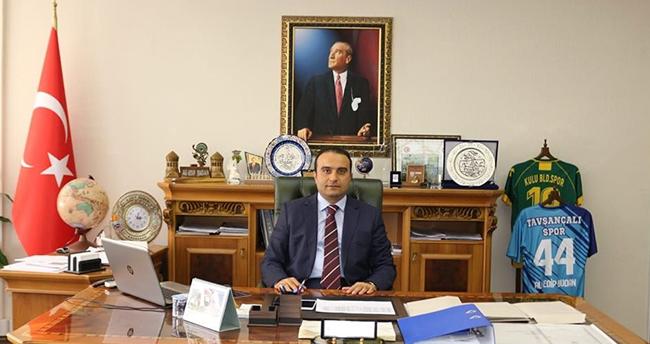 Konya Kulu'da Kaymakamı Budan Muhtarlar Günü'nü kutladı