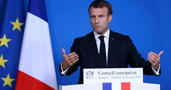 Macron'dan küstah sözler: IŞİD yeniden canlanırsa sorumlusu Türkiye olur