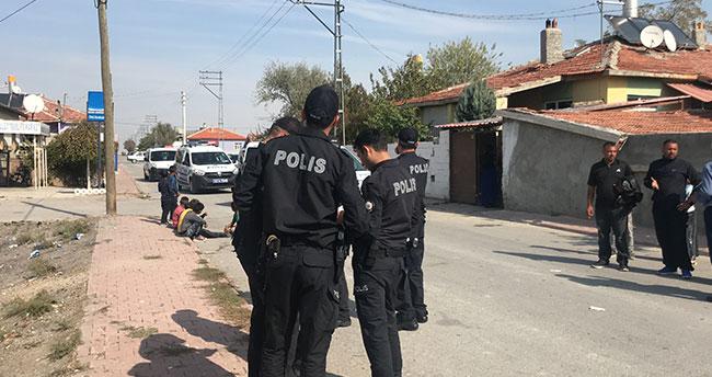 Konya'da iki grup arasında tüfekli-bıçaklı kavga: 6 yaralı