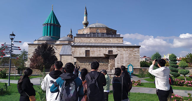 """TÜRSAB Başkanı Bağlıkaya: """"Ülkemizde kültür turlarında patlama yaşandı"""""""