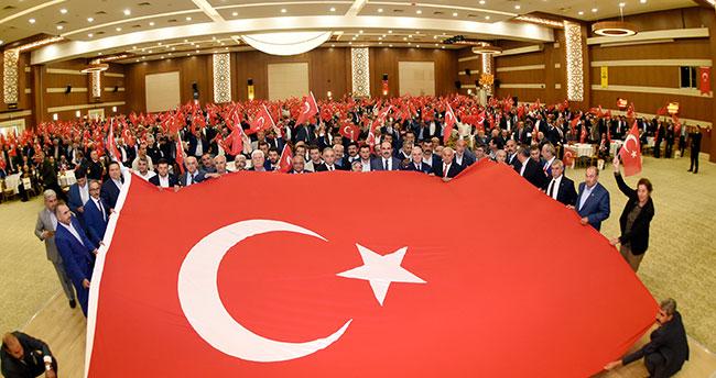 Konya Büyükşehir 31 ilçenin muhtarlarını buluşturdu