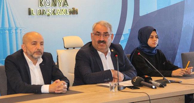AK Parti Konya Milletvekili Etyemez'den terörle mücadelede kararlılık vurgusu