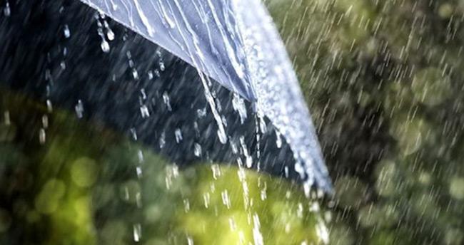 Meteoroloji'den yurt geneline sağanak yağış uyarısı