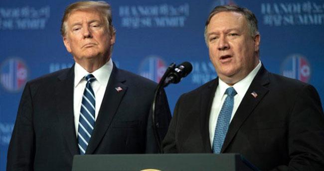Mike Pompeo'dan küstah tehdit: Trump, ihtiyaç halinde Türkiye'ye askeri harekât yapılması için hazırlıklı