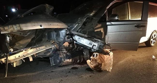 Konya'da 2 kişinin öldüğü trafik kazasında minibüs sürücüsü gözaltına alındı