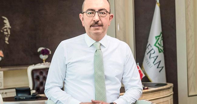 Meram'da vatandaşlar belediye başkanına bir tuş kadar yakın
