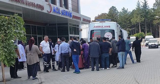Konya'da traktörün altında kalan 5 yaşındaki çocuk ağır yaralandı