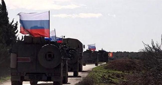 Soçi Mutabakatı sonrası Rusya sınırda devriyeye başladı