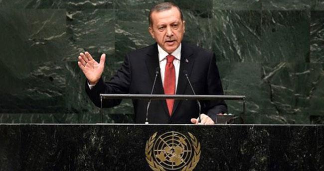 Erdoğan'dan BM'nin 74. kuruluş yıl dönümü mesajı: Reforma gidilmesi artık zorunluluktur