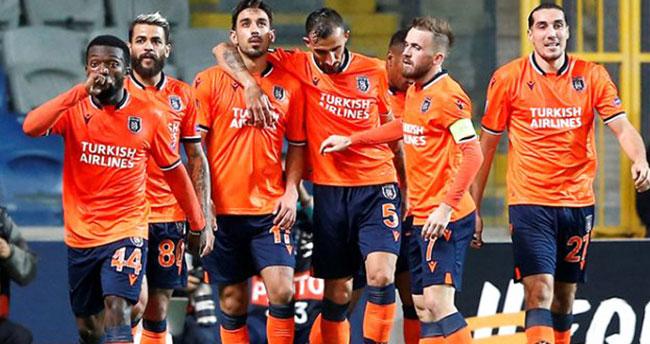 Medipol Başakşehir, Wolfsberger'i 1-0 yendi!