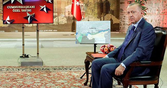 Cumhurbaşkanı Erdoğan'dan Kobani açıklaması: ABD 'Girme', Rusya 'Gir' diyor, gelişmelere göre karar vereceğiz