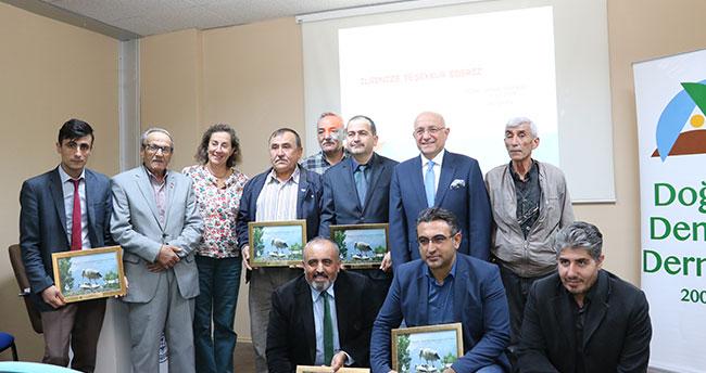Beyşehir'de leylek yuvaları hazırlanan projeyle korunacak