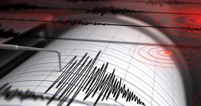 Karabük'te art arda 8 deprem meydana geldi