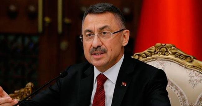 Cumhurbaşkanı Yardımcısı Fuat Oktay'dan önemli açıklamalar