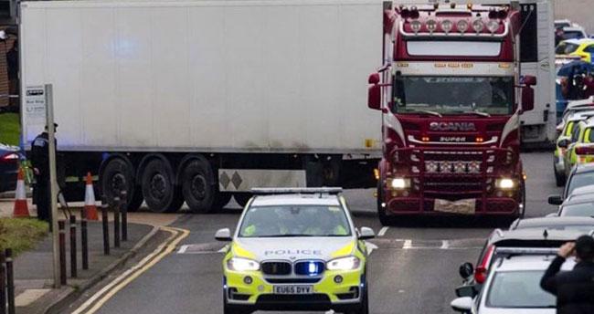 İngiltere'de TIR içinde ölü bulunan kadının son mesajı ortaya çıktı: Ölüyorum anne, özür dilerim