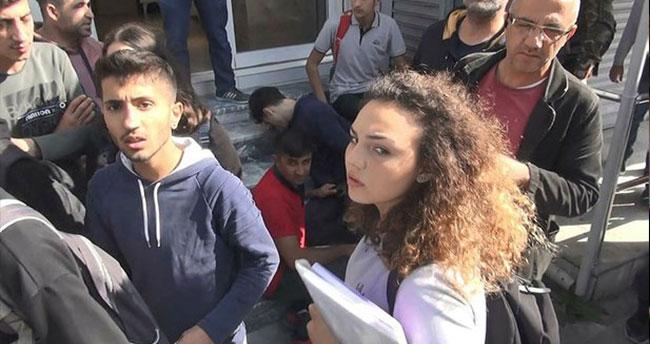 İstanbul'da lise öğrencisi dehşeti yaşadı!
