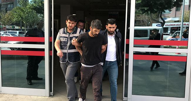 Konya'da oto hırsızı kardeşler gözaltına alındı