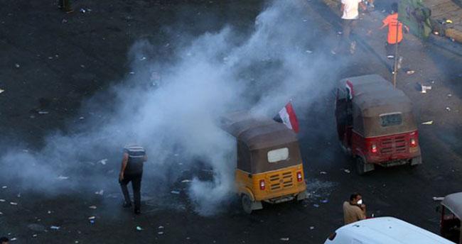 Irak'ta hükümet karşıtı gösterilerde 2. gün! Ölü sayısı 44'e yükseldi