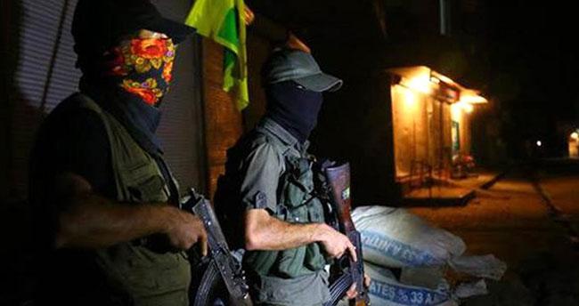 Terör örgütü YPG'den Kamışlı'da şehir savaşı hazırlığı!