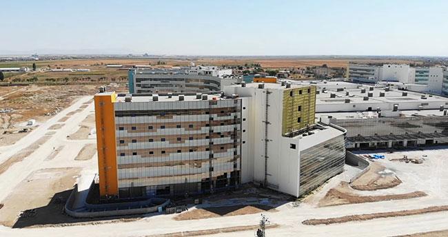 Tarih verildi! Konya Şehir Hastanesi açılıyor