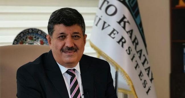 Rektör Sade'den 29 Ekim'de Barış Pınarı Harekatı vurgulu mesaj