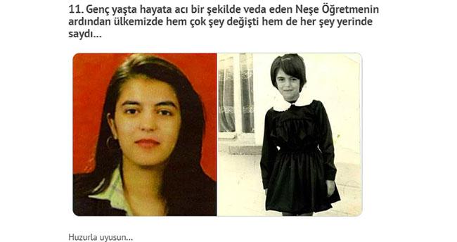"""""""Bayrağımın Dalgalandığı Her Yere Giderim"""" Diyen Neşe Öğretmenin Diyarbakır'da Teröristler Tarafından Katledilişinin Hikâyesi"""