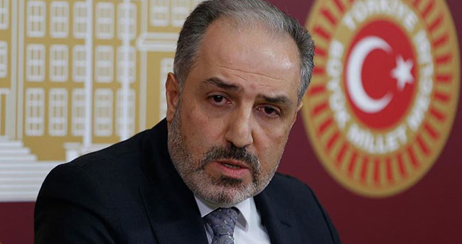 Milletvekili Yeneroğlu AK Parti'den istifa etti