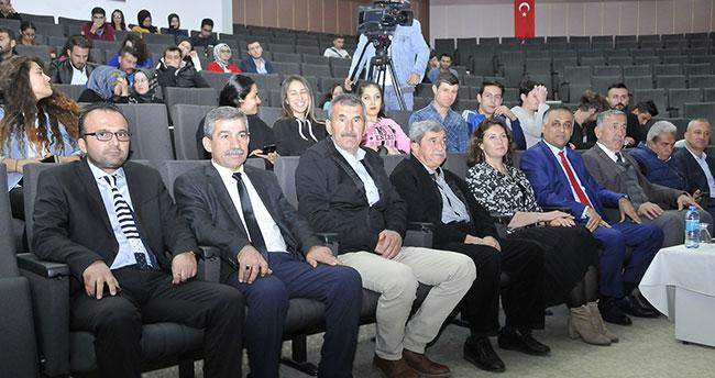 SÜ'de Spor Turizmi ve Geleceğe Bakış Konferansı yapıldı