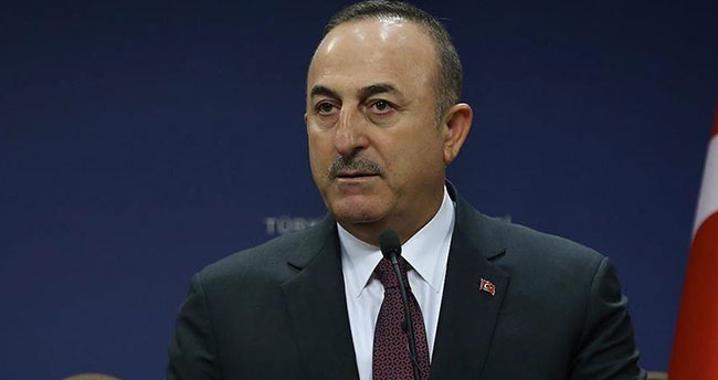 Çavuşoğlu: Bu utanç verici karar yok hükmündedir