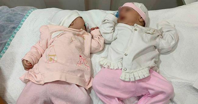 Sokakta bulunan 3 kardeş bebek, koruma altına alındı