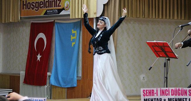 Konya Seydişehir'de Kırım Tatarları yararına konser düzenlendi