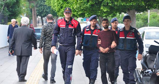 Konya'da dahil birçok ilde uyuşturucu ticareti yapan şahıs yakalandı