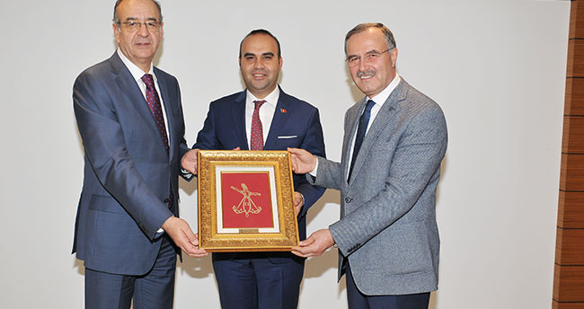 """Kacır: """"Konya milli teknoloji hamlesinde öncü şehirlerden biri olacak """""""