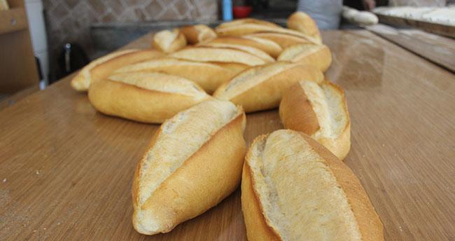 Konya'nın bu ilçesinde fırın rekabeti, ekmeği 75 kuruşa düşürdü
