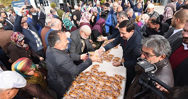 Karatay Belediyesi çölyak hastaları için glutensiz ekmek üretti