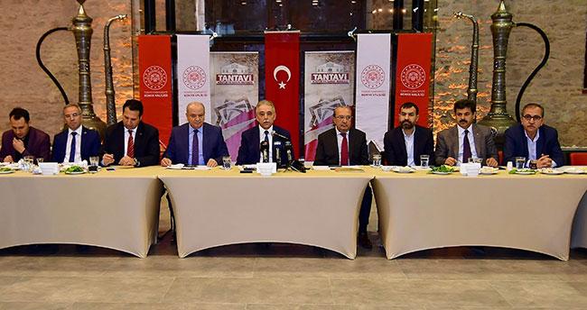 Vali Toprak Konya'daki 1 yılını değerlendirdi