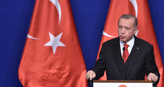 Cumhurbaşkanı Erdoğan: En yakın 13 kişiyi yakaladık. Onlar şu anda elimizde