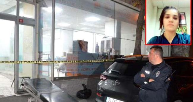 Avcılar'da bir doktorun, çocuğunun annesi meslektaşını vurduğu anların görüntüsü çıktı