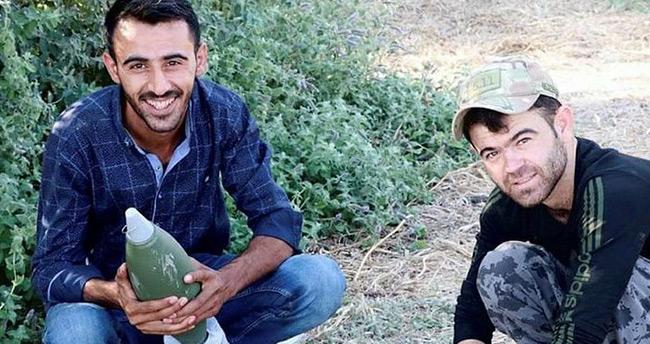 Ortak devriyede Türk zırhlısına çıkmaya çalışırken düşen kişi terörist çıktı