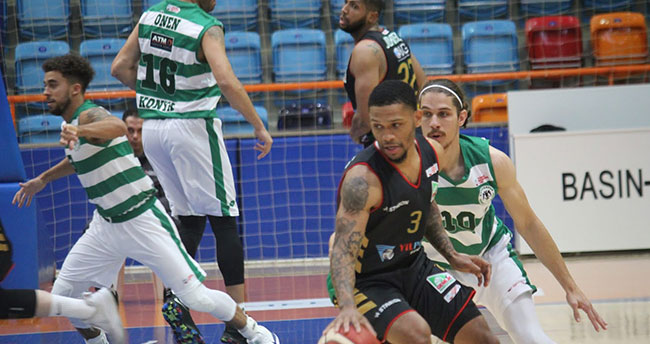Konya Basket zorlu sınavda