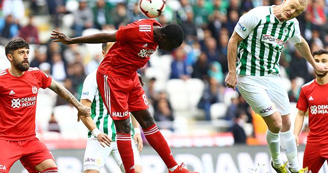 Konyaspor'da hedef 3 puan!