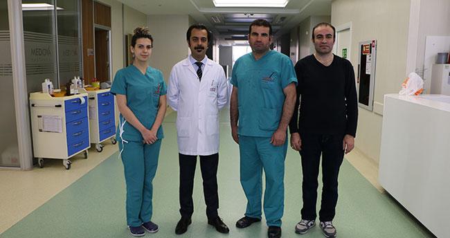 Konya'da geliştirildi! Literatüre girecek ameliyatla aşırı terlemeye çözüm